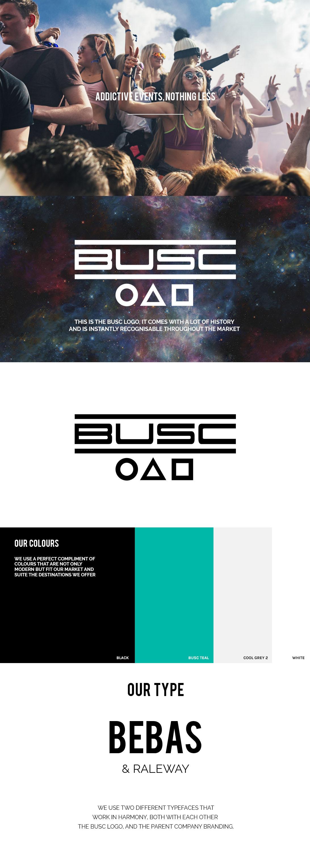 BUSC Brand Identity